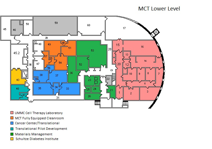 MCT Lower Level
